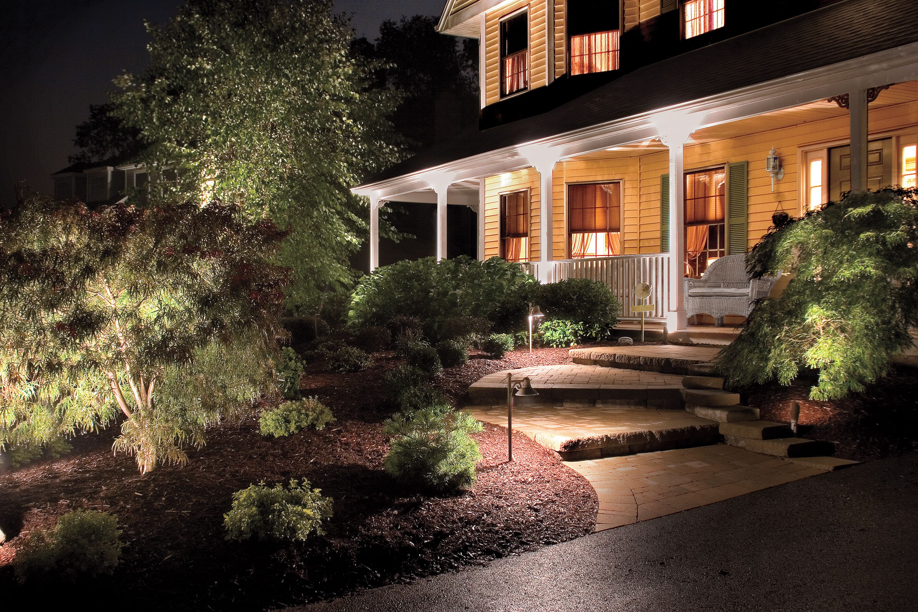com path count dp garden amazon outdoor lights lumabase light pathway clear electric string