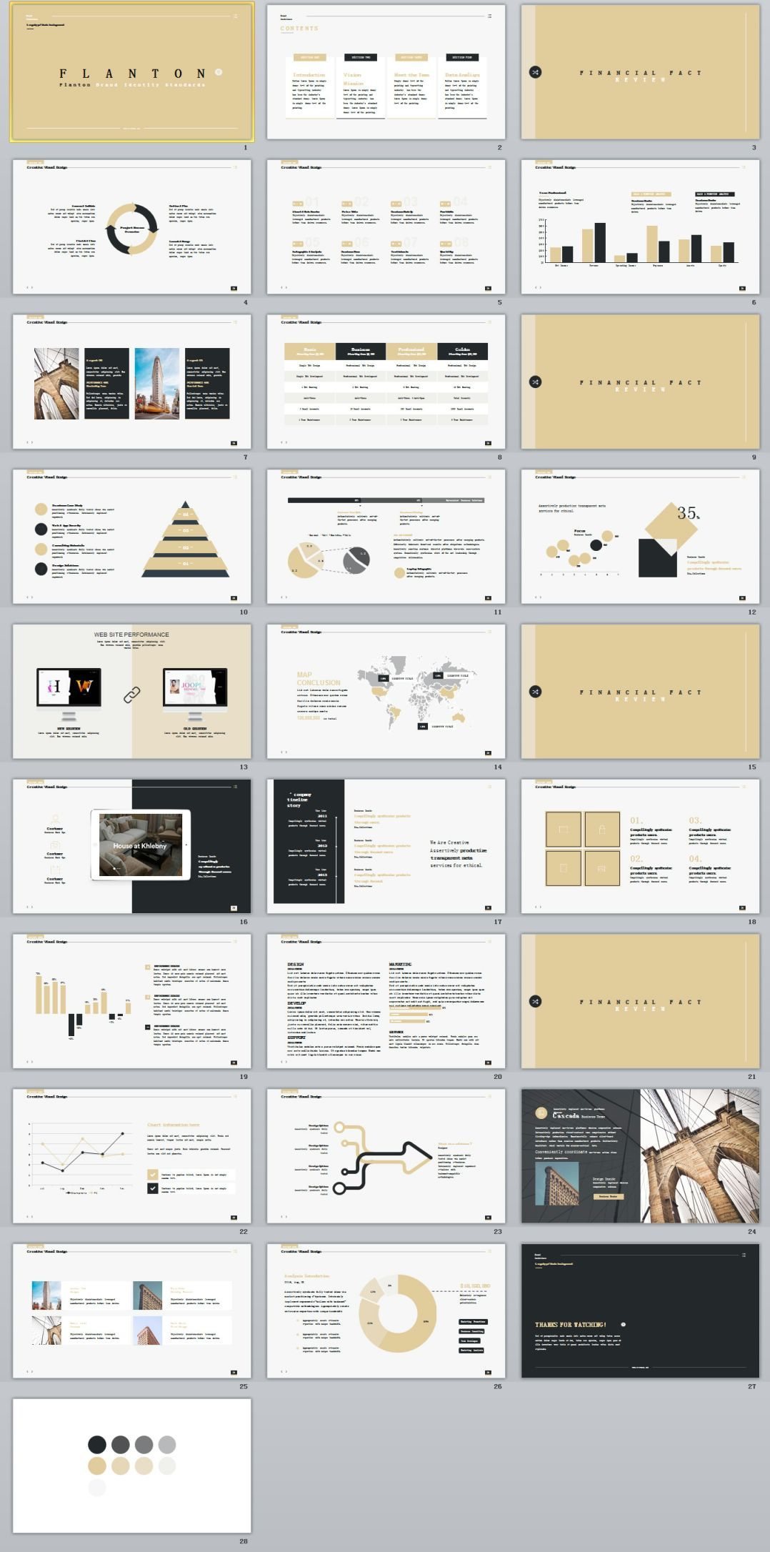 28 Beige Fashion Annual Work Powerpoint Template Powerpoint Templates Business Infographic Marketing Presentation