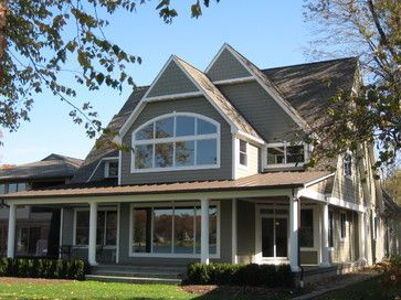 Summit Gray Sherwin Williams Exterior Design Ideas Pictures Remodel And Decor Outside House Colors House Paint Exterior Cottage Exterior