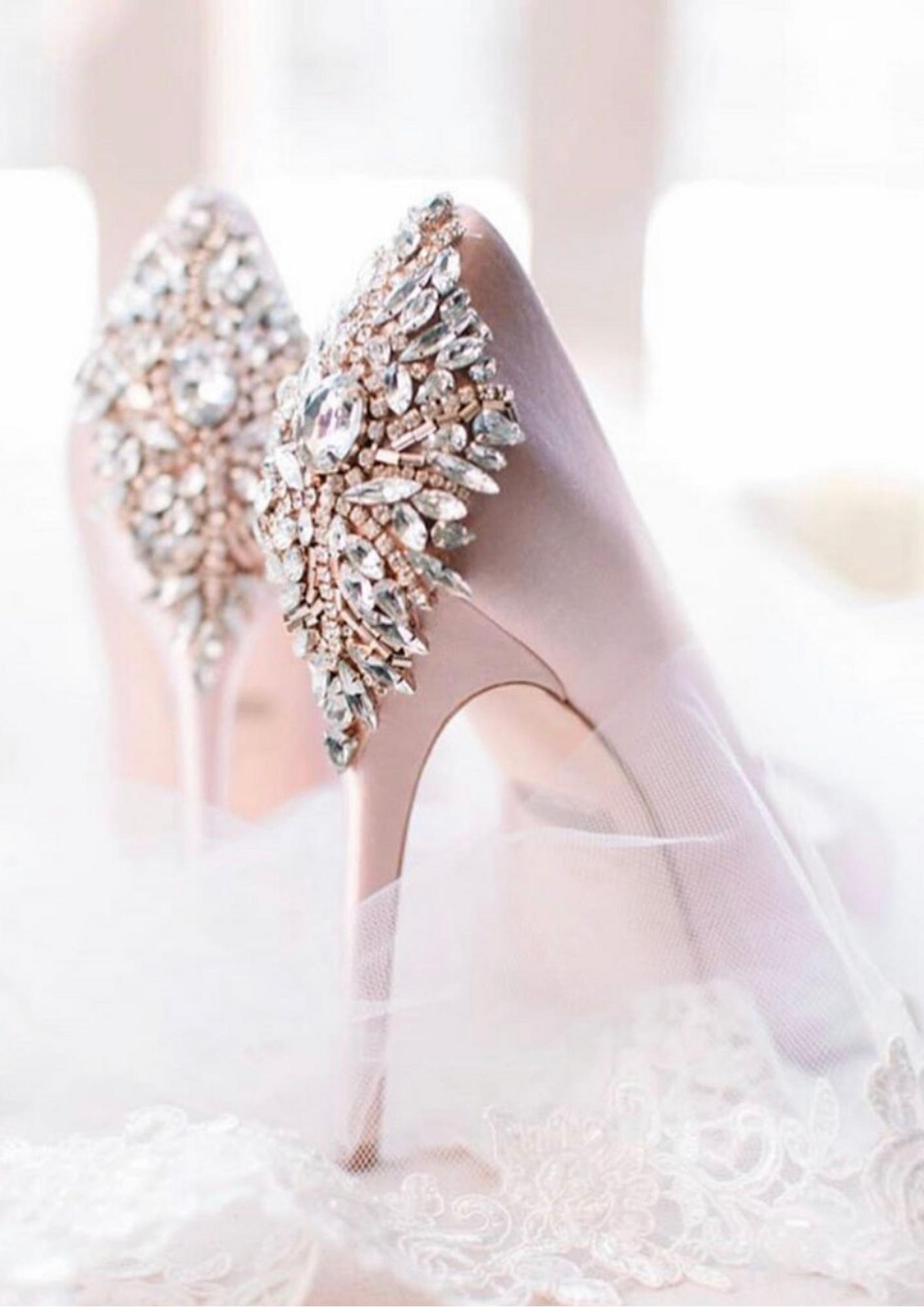 12++ Gold diamante wedding shoes ideas in 2021