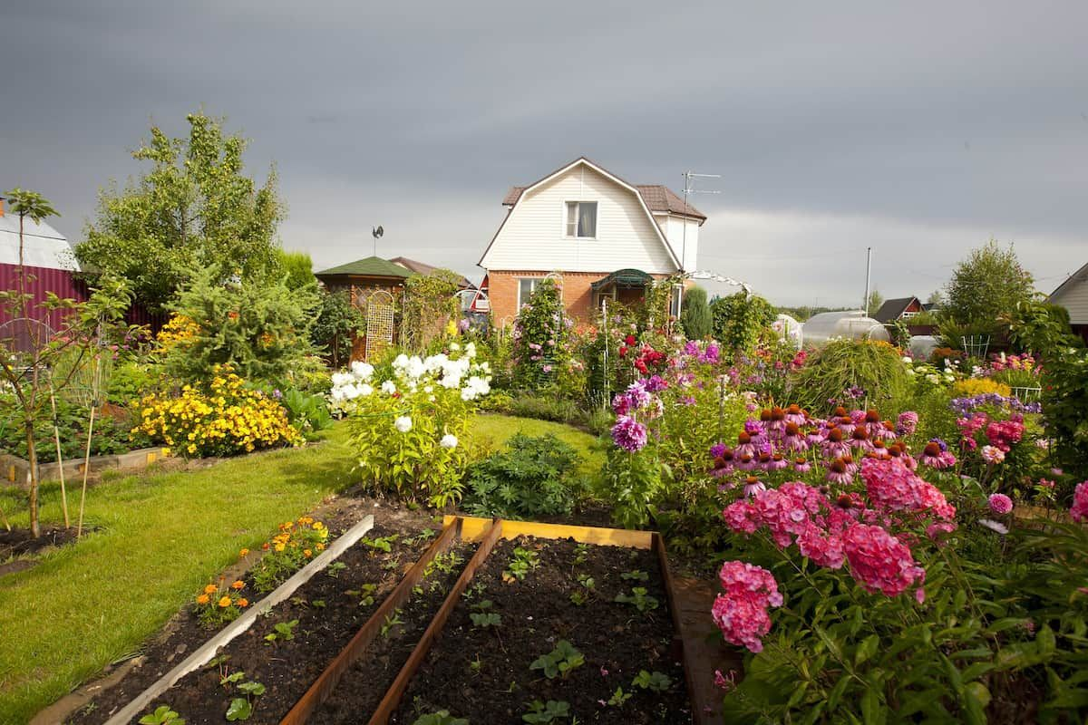 A Homestead Can Be A Beautiful Paradise And With This Ornamental Farming Guide Ferme Ornee You Can Create Your Own Eden In 2020 Homestead Layout Farming Guide Farm