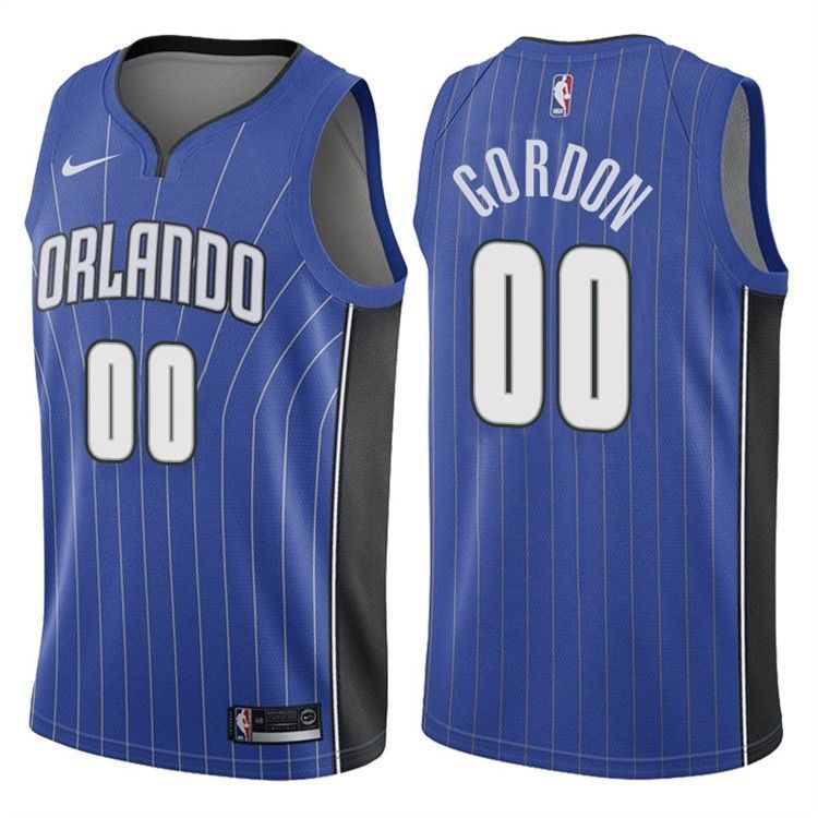 Orlando Magic - Aaron Gordon  00 Nike Royal Swingman NBA Jersey - Icon  Edition (eBay Link) 0f36fe3a2