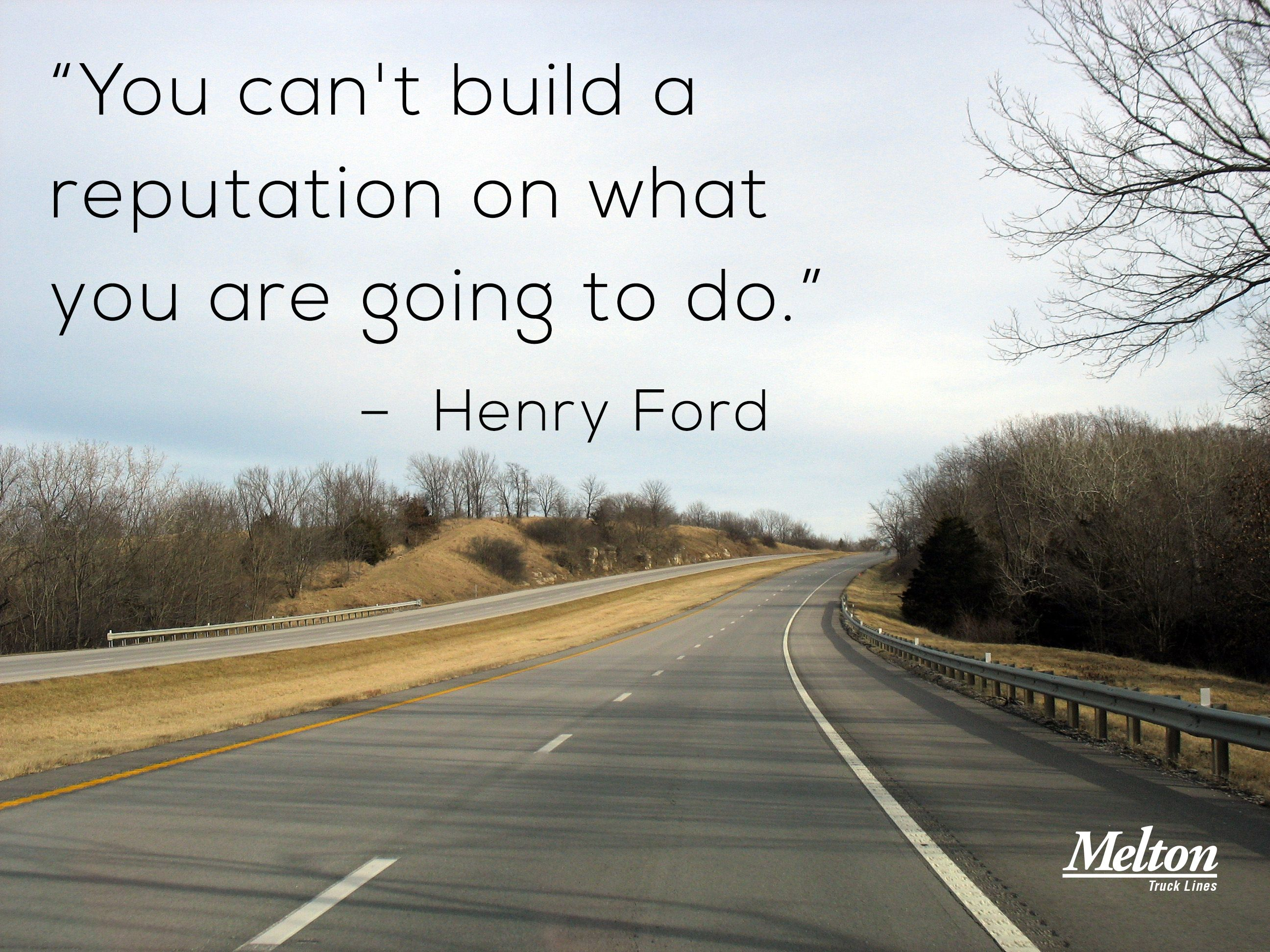 Motivational quotes to keep the wheels moving! Interested