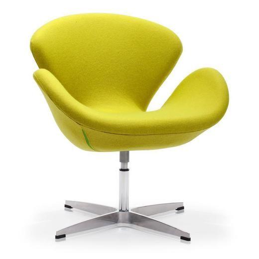 Zuo Modern 500312  Pori Occasional Chair in Pistachio Green