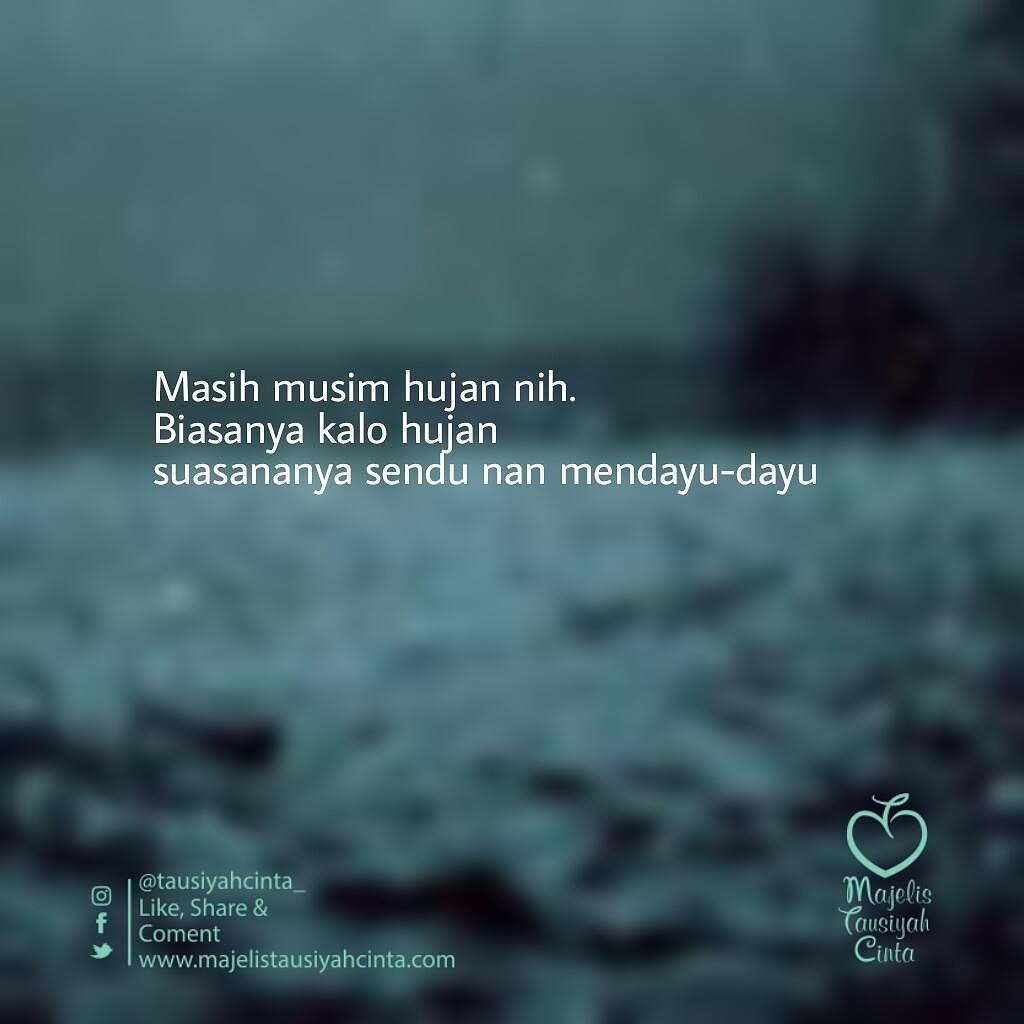 Assalamualaikum Sahabat Fillah Masih Musim Hujan Nih Biasanya