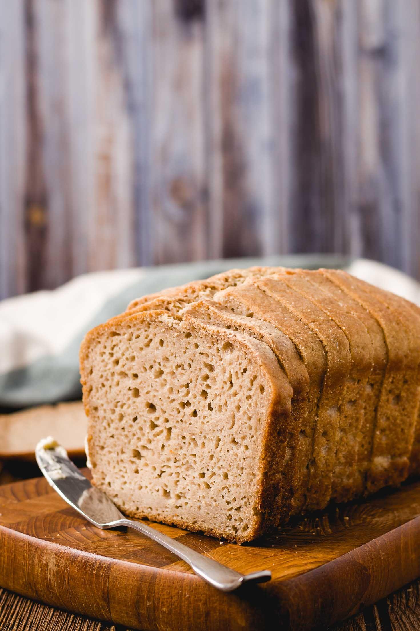 The Best Homemade Gluten Free Bread Recipe Homemade Gluten Free Bread Gluten Free Bread Crumbs Gluten Free Bread Machine