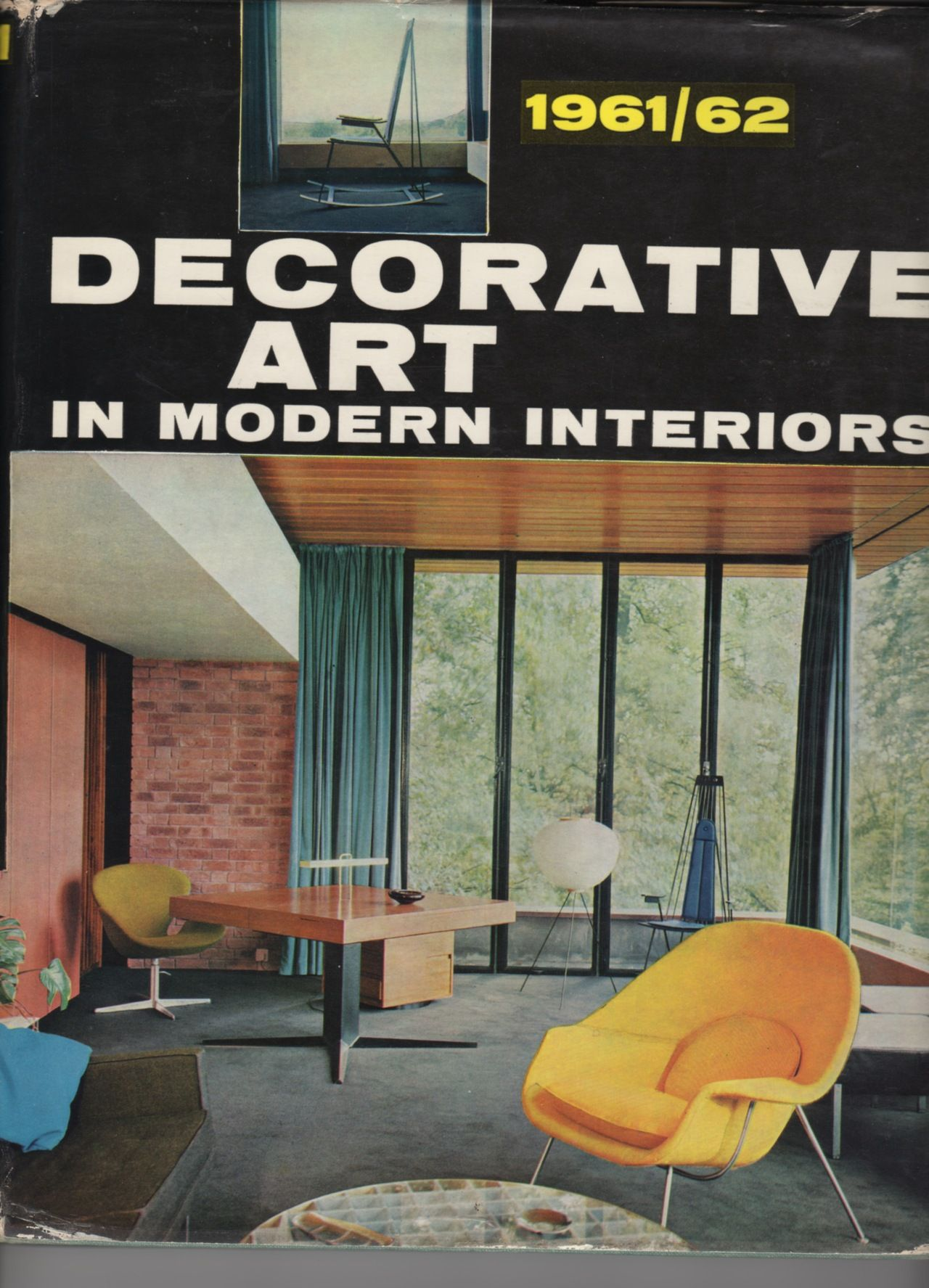 Decorative Art In Modern Interiors (1961/62) By Ella Moody. Studio Vista,  1961.