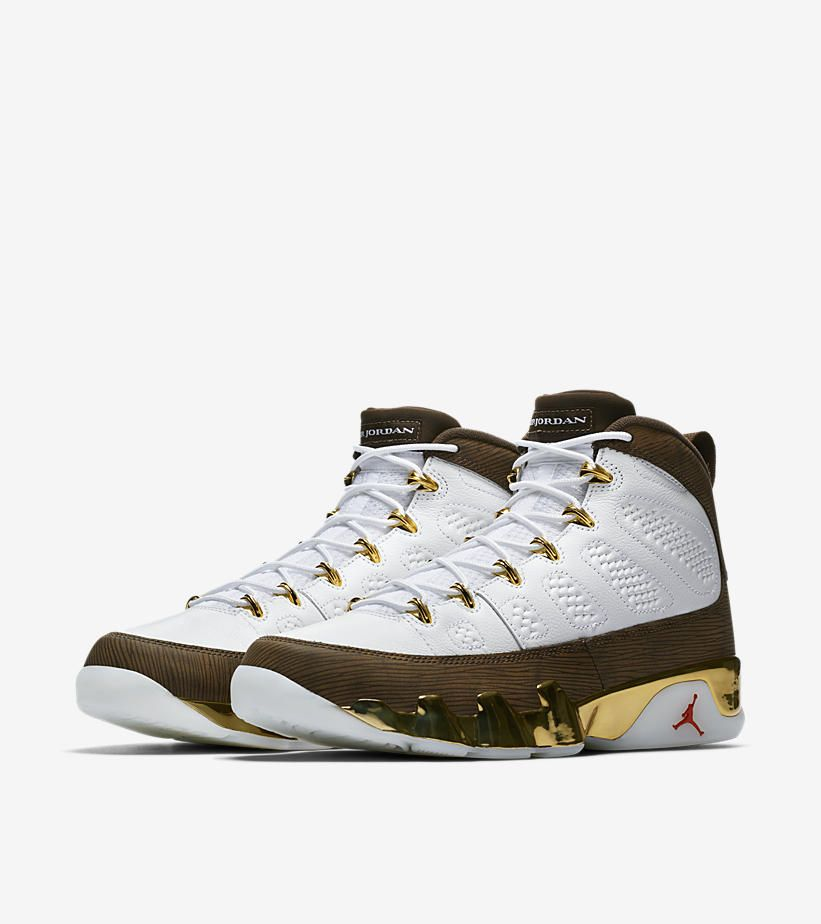separation shoes 8e61a 94520 Air Jordan IX (9) Retro 'Melo' -Release Date: Friday, April ...