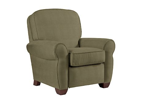 Lazyboy Emerson Low Profile Recliner Style Number 454
