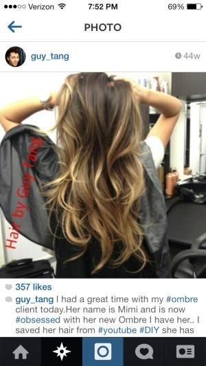 Balayage highlights by rgoebel haircolor pinterest balayage 13 trendy blonde hair colors for 20152014 best hair color styles for blondeshottest honey blonde hair color youll ever seeblonde hair color ideasshades solutioingenieria Gallery