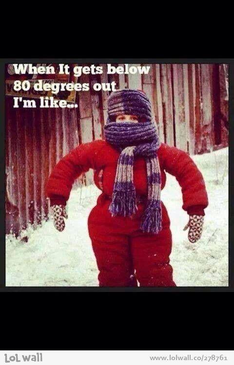 My winter suit