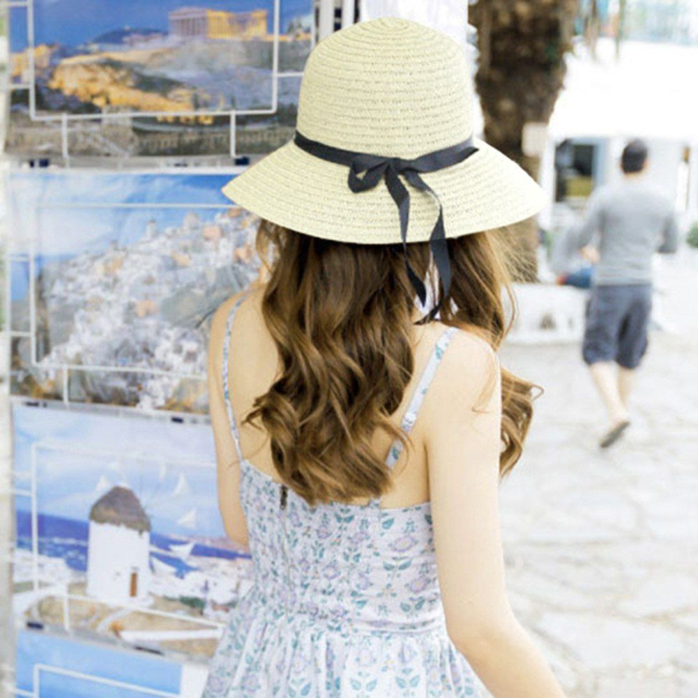 ae376624236 Cheap beach sun hats, Buy Quality straw hats for women directly from ...