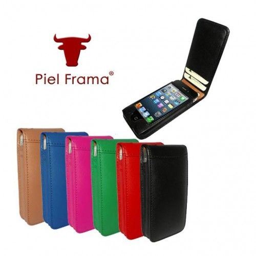 If you want executive style luxury for your iPhone 5, look no further than Piel Frama's luxurious leather cases. Located in Spain, Piel Frama uses only the highest quality leather for their cases and produce such high quality workmanship even your bigwig CEO boss would be proud to own one!    Each Piel Frama case is hand-made by skilled