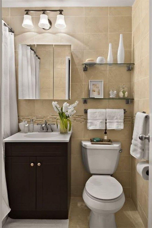 40+ Cozy Small Bathroom Decor Ideas