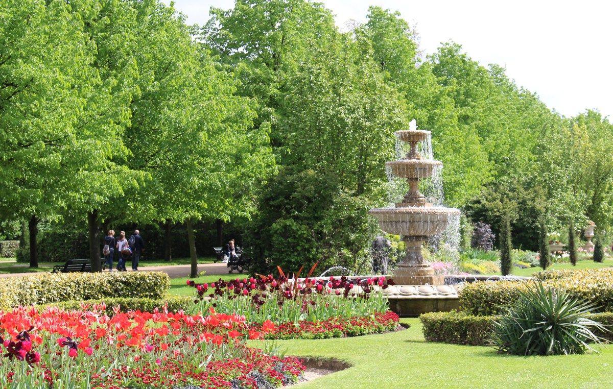 The Avenue Gardens Regent S Park Avenue Garden Park Landscape Landscape