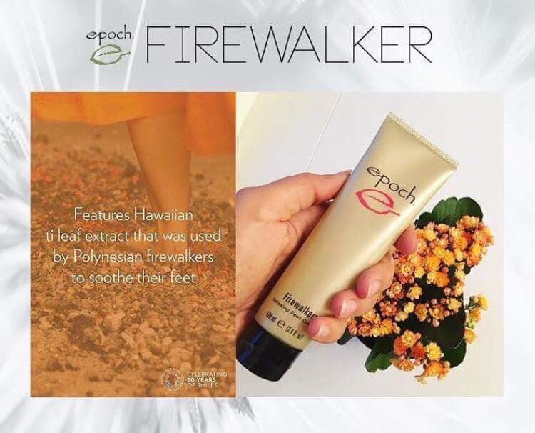 nu skin epoch firewalker