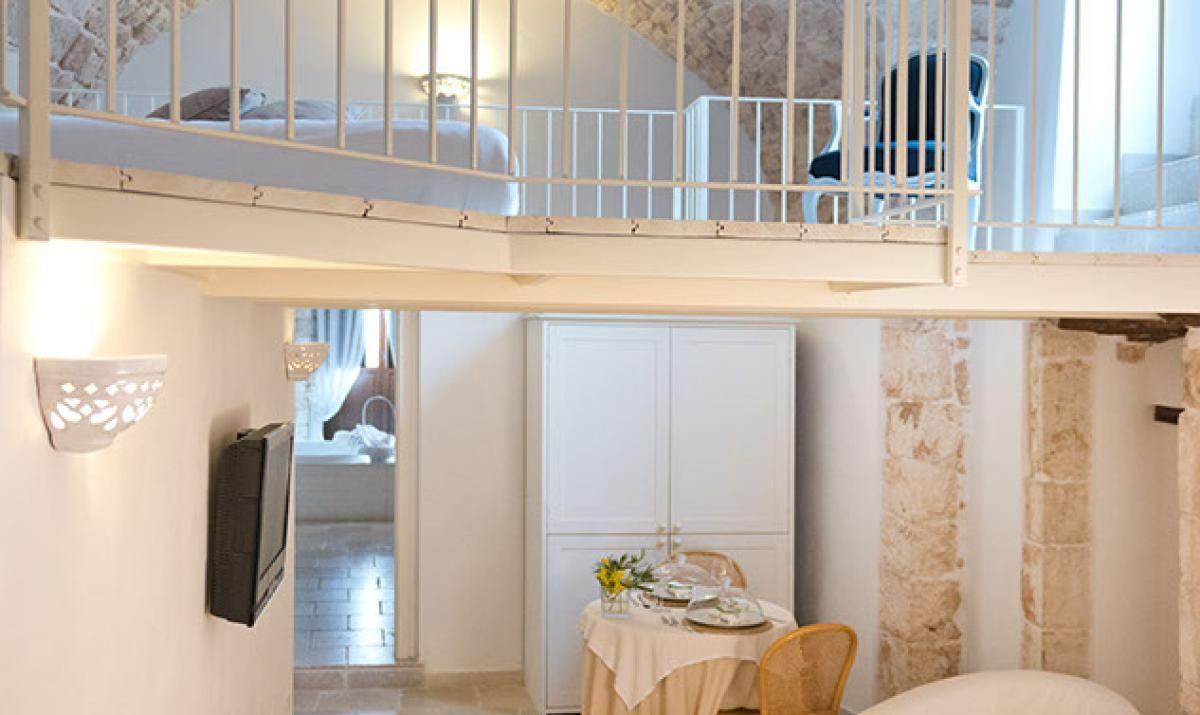 Luxury flat – Camere e Suite / Hotel 4 stelle Relais Corte Altavilla relais Pugl…