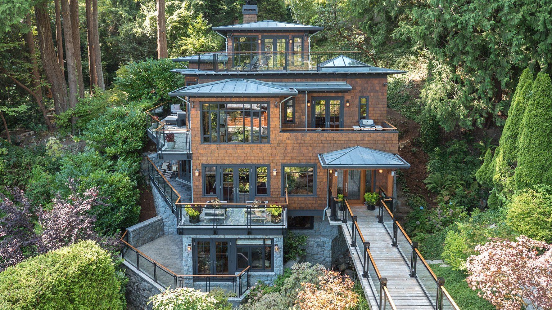 221 Maple Lane, West Vancouver | Jason Soprovich   360hometours.ca