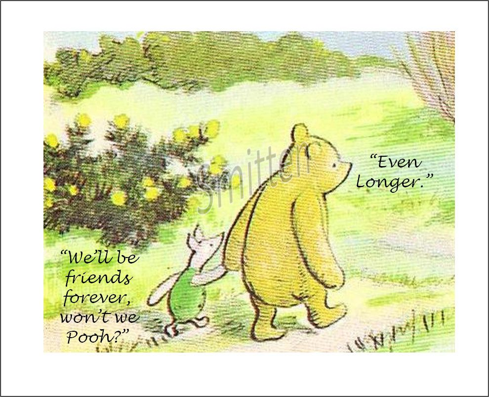 My heart melts with good old Winnie the Pooh | love. | Pinterest ...