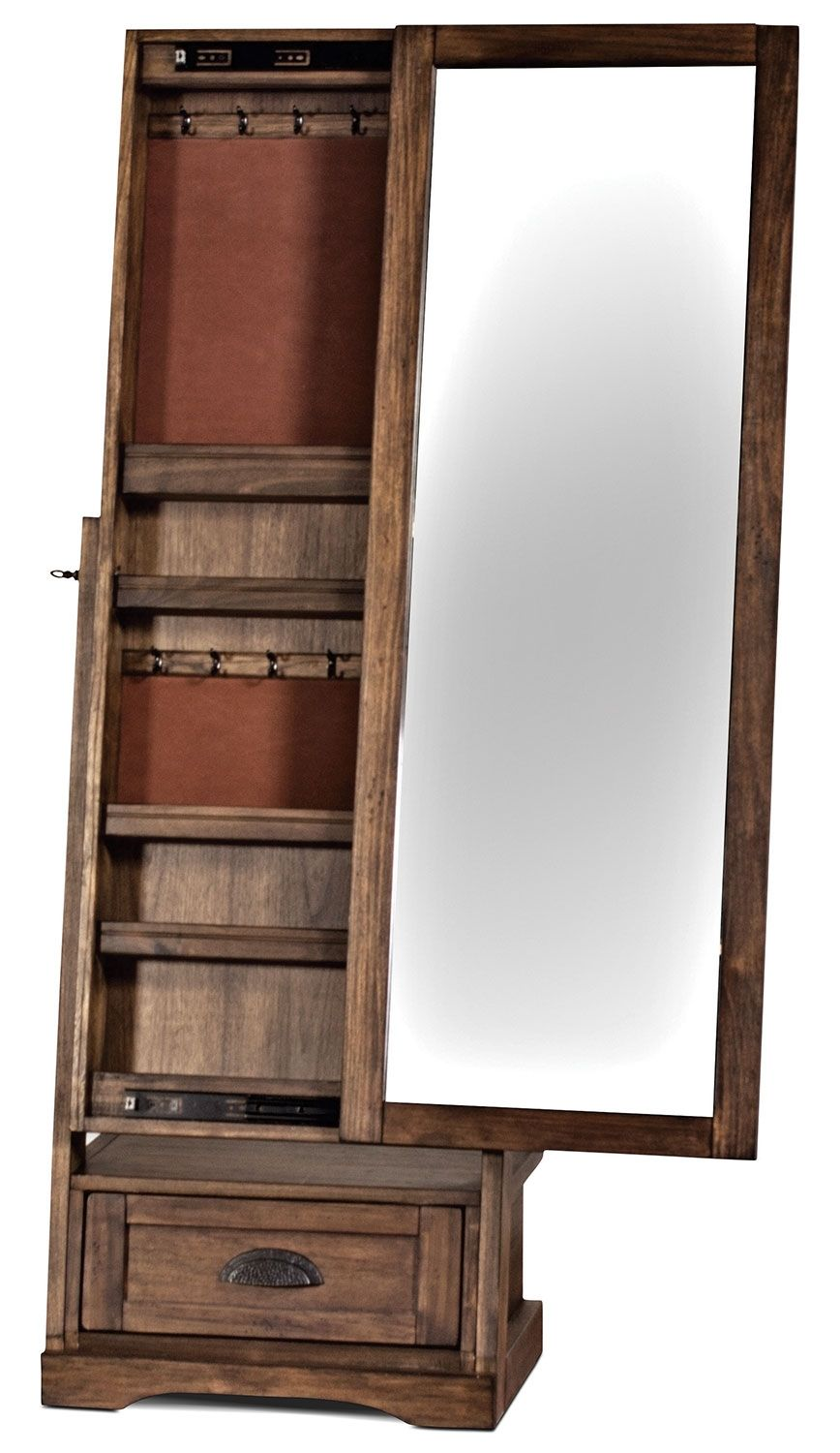 bedroom furniture elliot jewelry mirror cabinet jewellery rh pinterest com