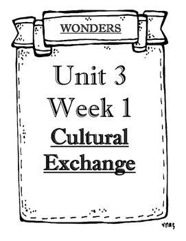Wonders 2014/2017 edition Grade 5 Objectives Unit 3 Weeks