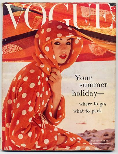 4f918ff790 Photo by Norman Parkinson, May 1957* Portadas De La Revista Vogue, Vogue  Portadas