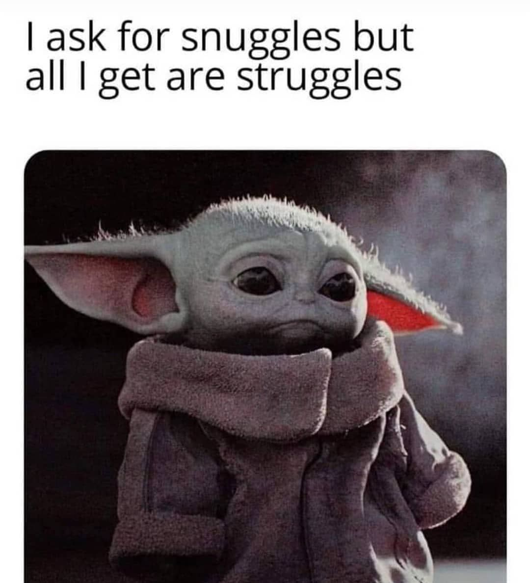 Pin By Yoel On Babyyoda Yoda Funny Yoda Meme Yoda