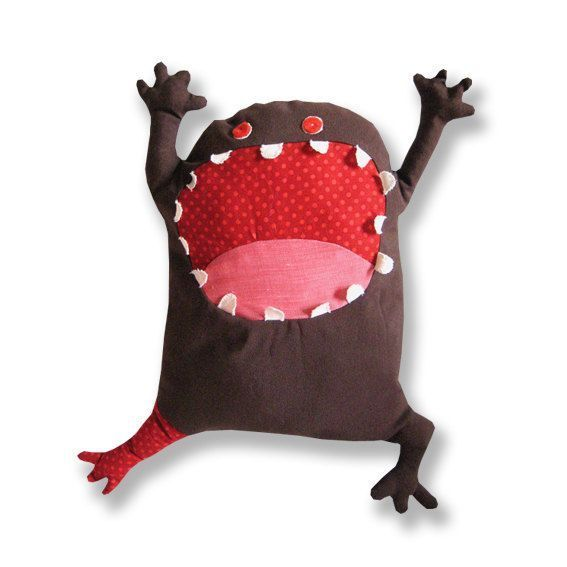 The Art Of Making Stuffed Toys Stuffed Toys Patterns Monster
