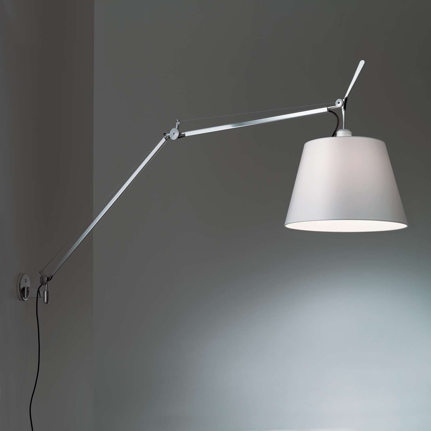Tolomeo Artemide Lighting Lamps Chandeliers Wall Lights Tolomeo Lamp Lamp Modern Office Lighting