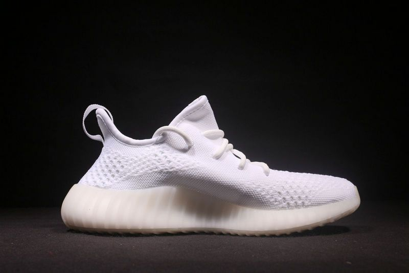 d67c40461b41e Newest Adidas Yeezy Boost 350 V2 Triple White 2018 Online