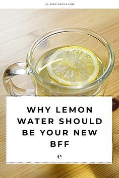 5 Reasons You Should Drink Lemon Water Every Day |