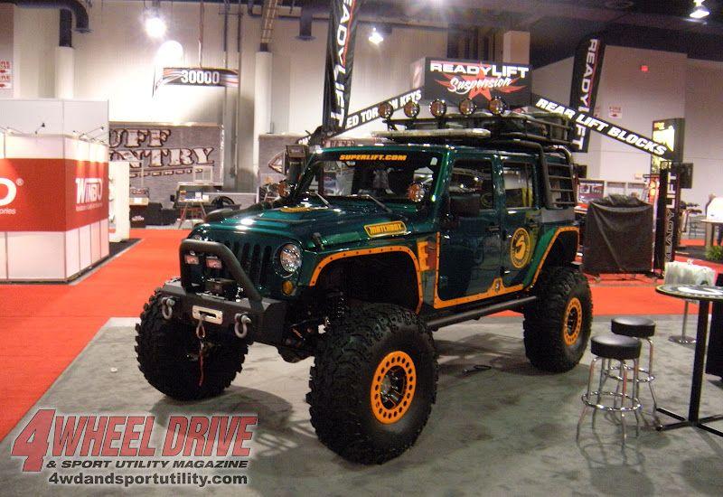 2012 SEMA Jeep JK | Publicado por vaferman en martes, junio 26, 2012