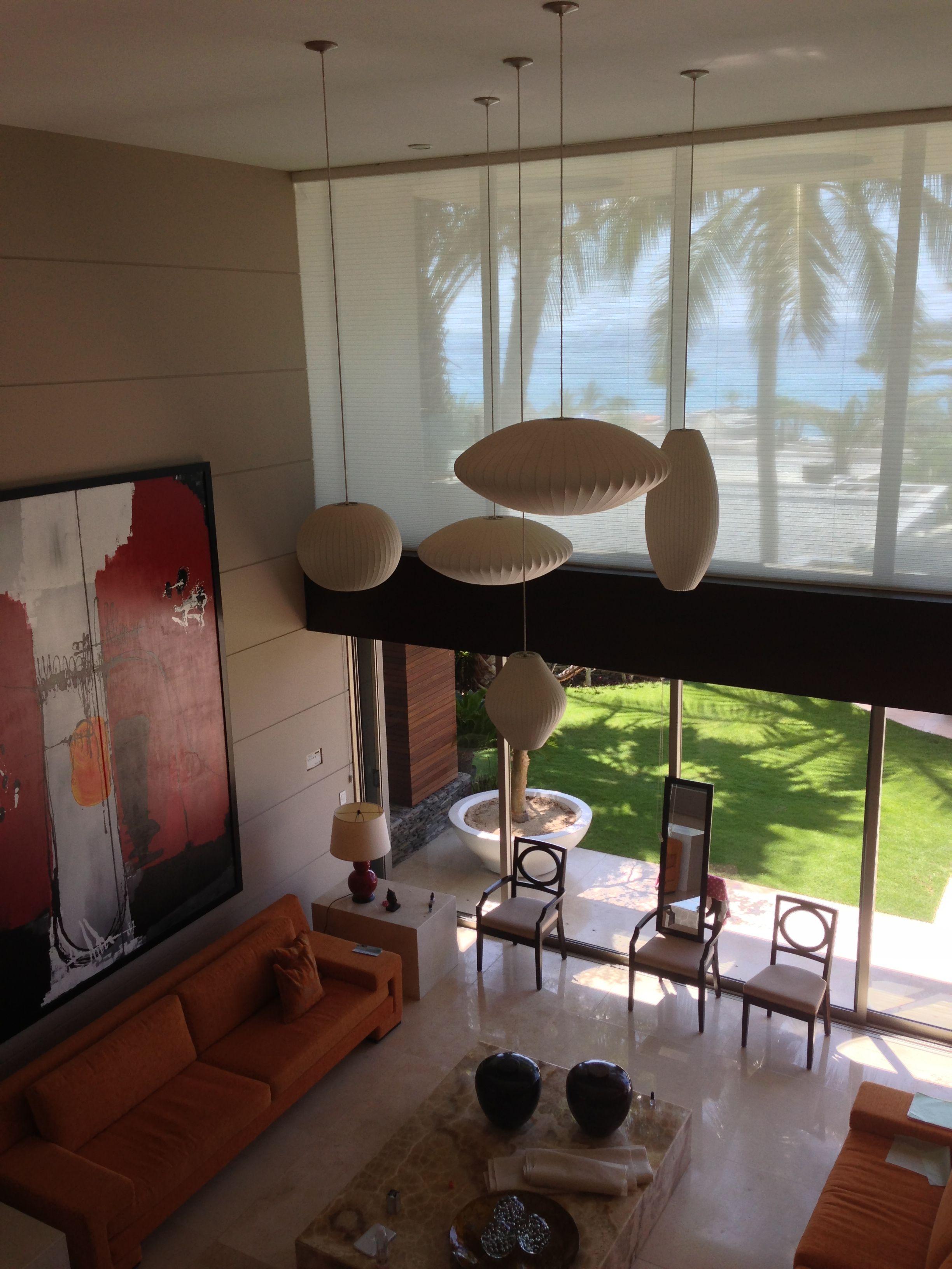 Doble altura departamento en 2019 sala doble altura - Decoracion de salones de casa ...