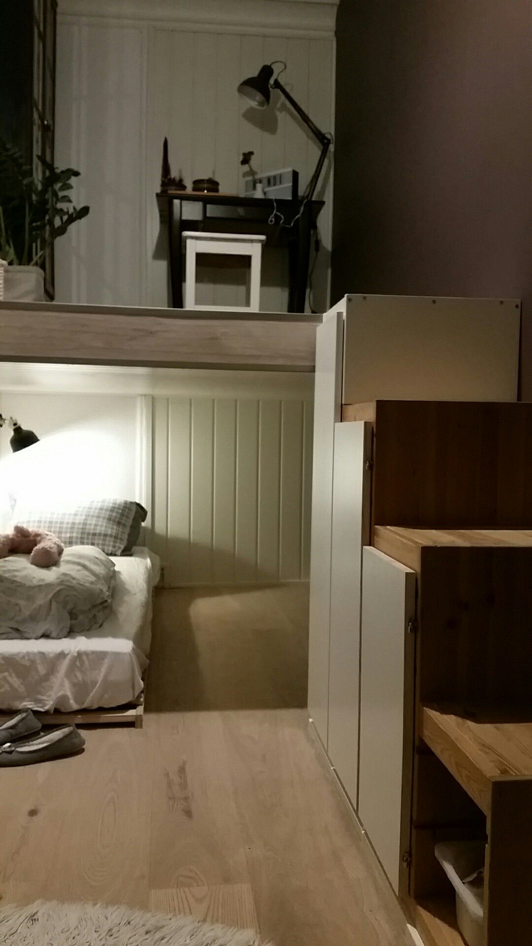 Ikea hack Utnytte kvadratmetre og takhyde med
