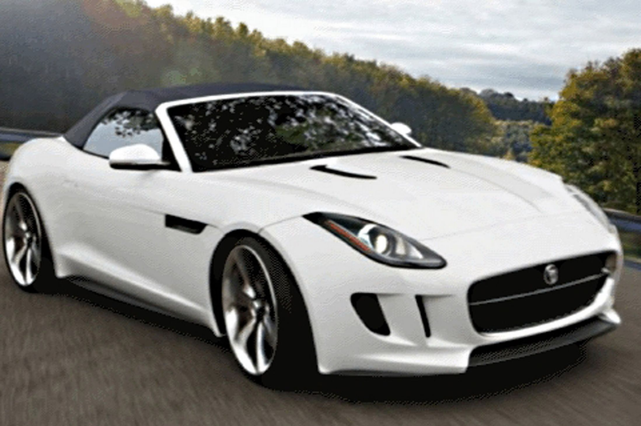 New F Type Jag Is A Real Honey Jaguar F Type New Jaguar New