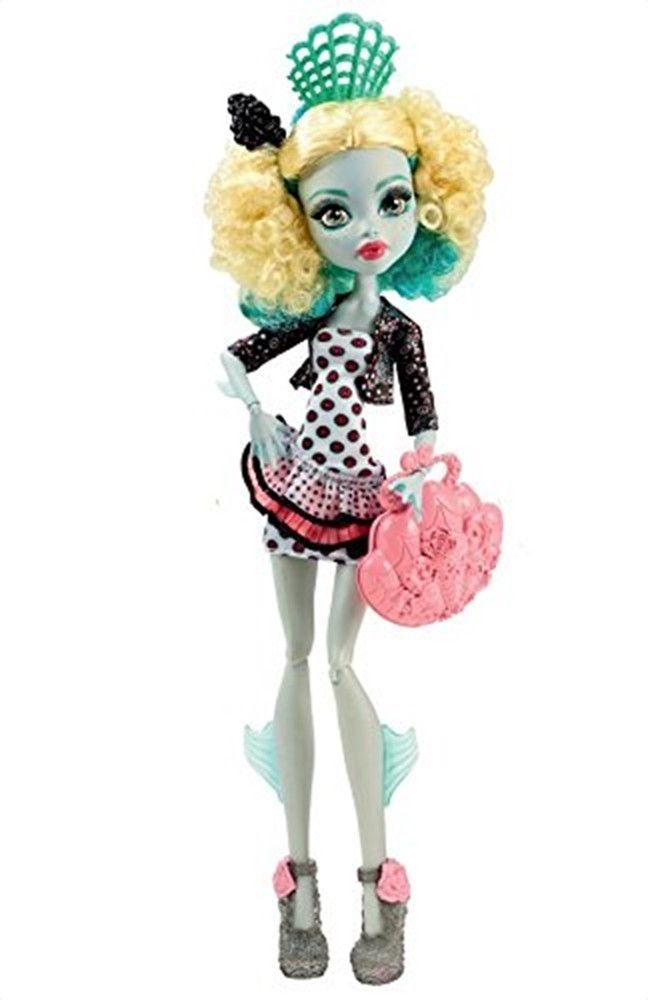 Monster High Monster Exchange Program Lagoona Blue Doll | Awesome ...