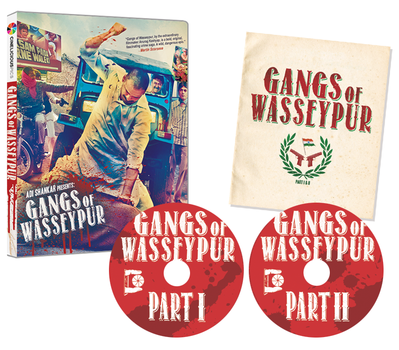 Gangs Of Wasseypur Parts 1 2 Are Finally Getting A Us Blu Ray Release Gang Blu Ray Coal Mining