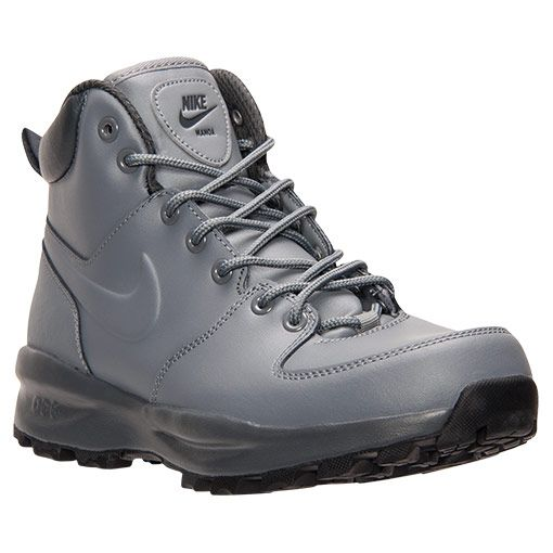 Men s Nike Manoa Leather Boots   My Style   Nike men, Leather boots ... 632b94fe070