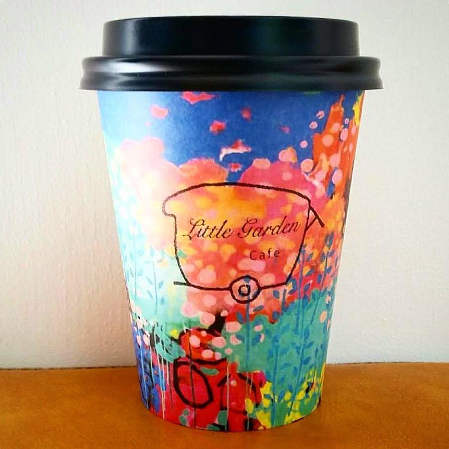 Jardin Urbano Cafe Art Valencia: Coffee Cup Over The World Thanks To @coffeecupsoftheworld