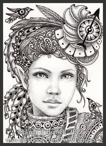 Fairy Tangles: A Couple of Steampunk Ladies | Steampunk ...