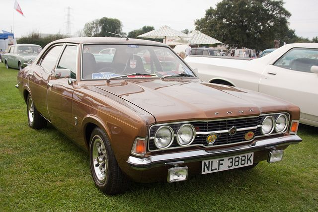 1972 Ford Cortina 3 0 V6 Gt Maintenance Restoration Of Old Vintage