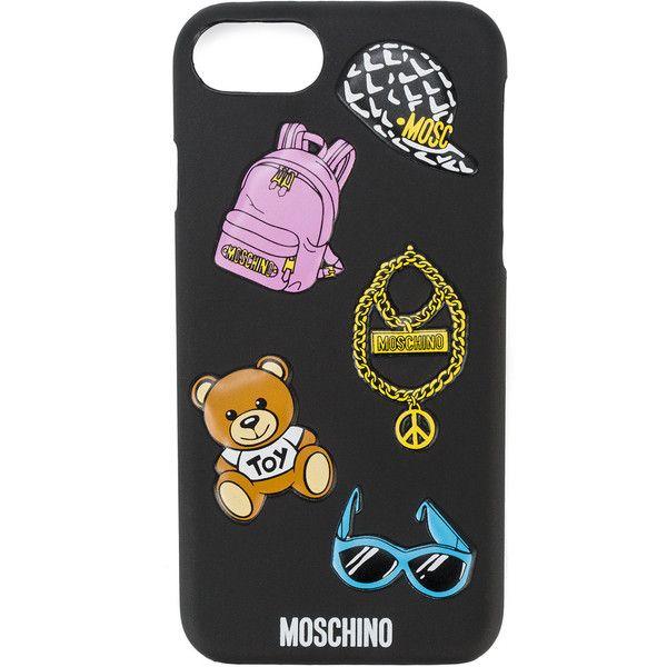 moschino iphone 7 phone cases