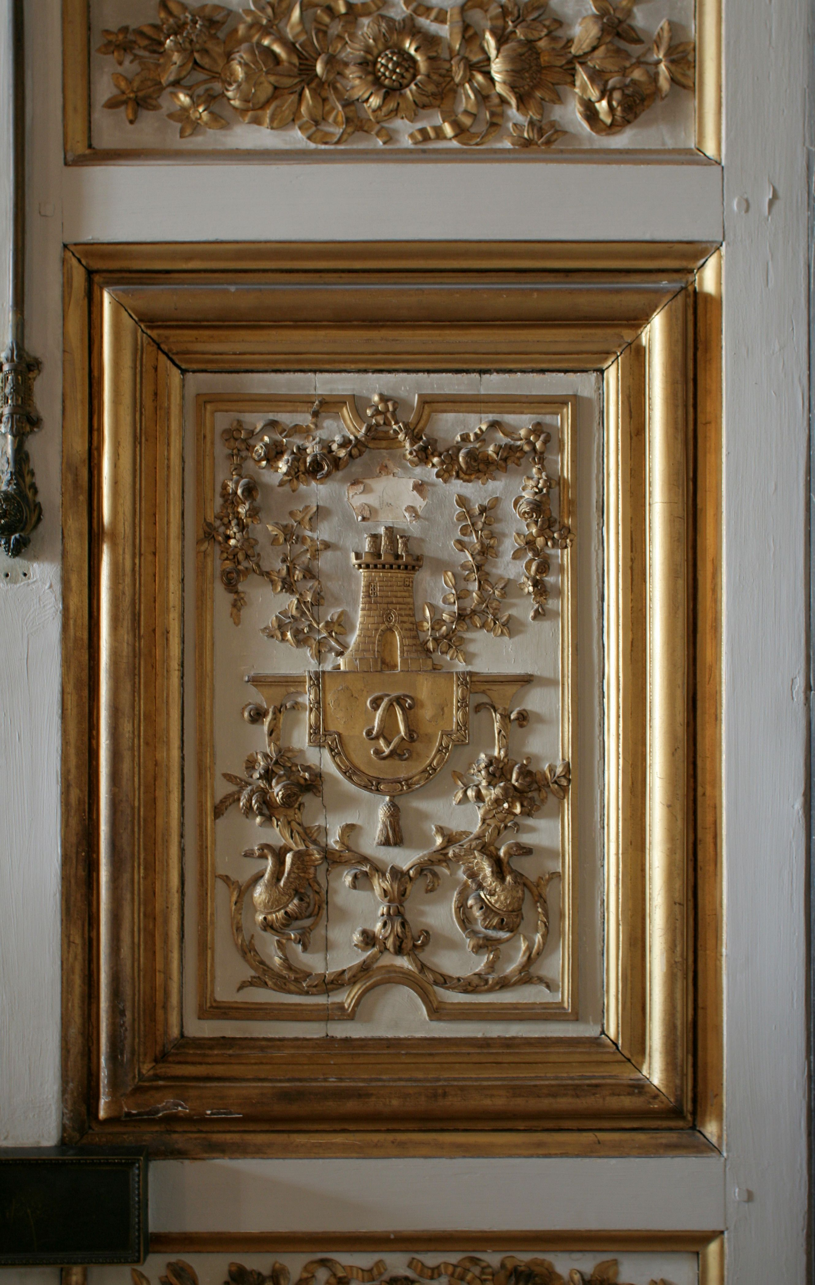 .. de Versailles, salle des gardes de la reine, panneau de porte.jpg