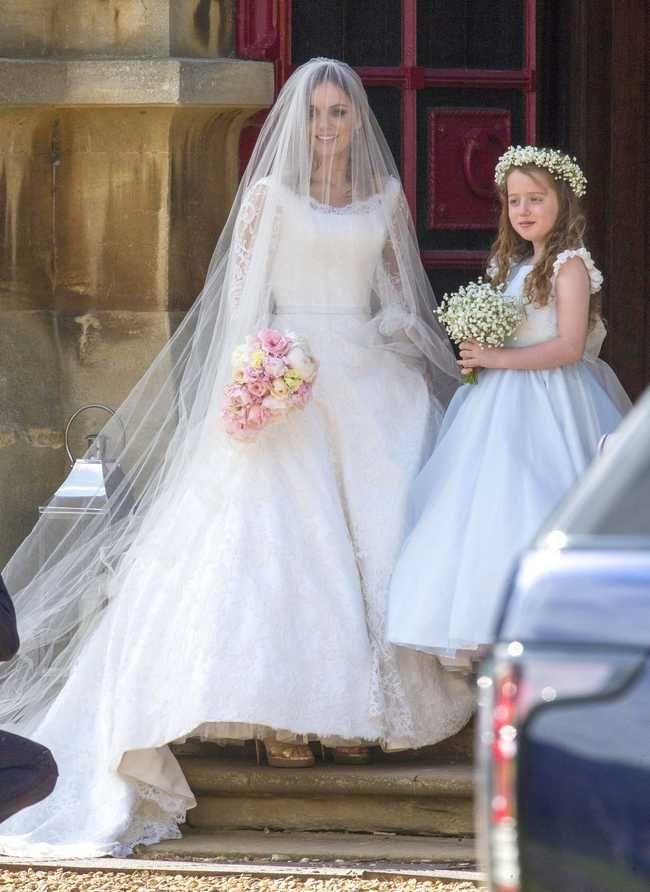 Spice Girl Geri Halliwell Gets Married | Music | Pinterest