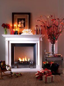 Let Christmas Festivities Unfold With A Chesneys Fireplace