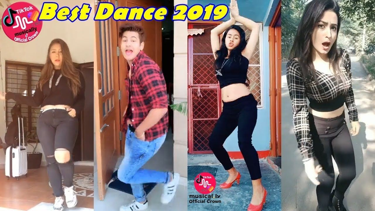 Best Musically Dance Videos Song 2019 | Famous Indian Girls