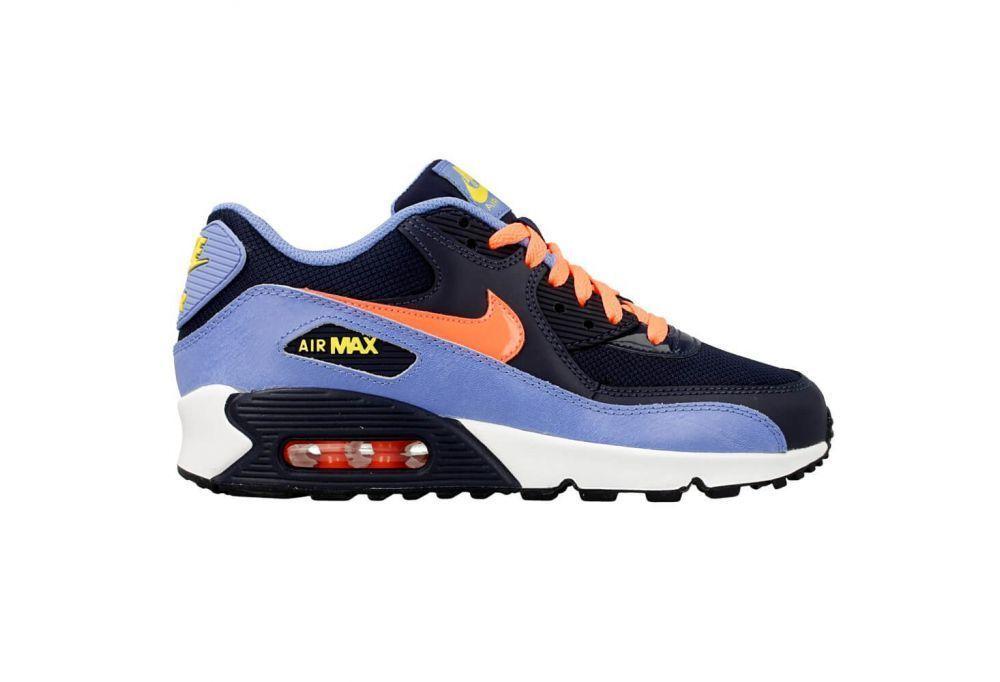 Nike Air Max 90 Essential   Blue   Sneakers   537384 408