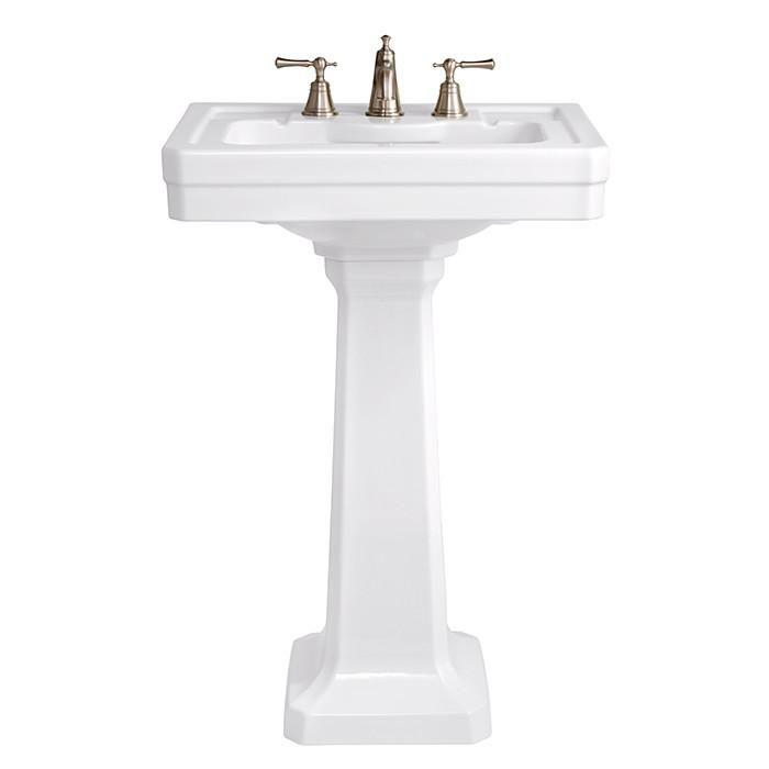 DXV by American Standard Pedestal Sink Fitzgerald 24\