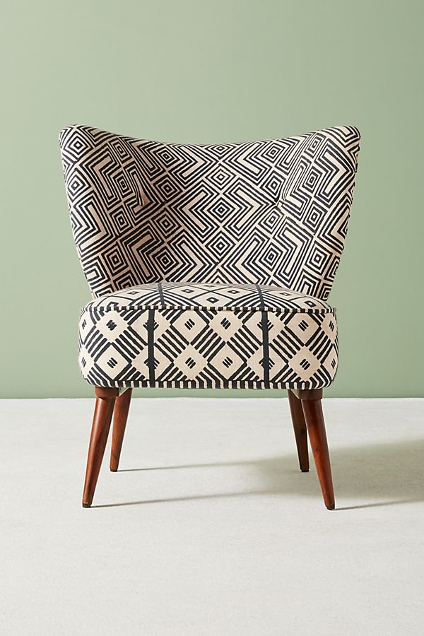 Ulla Petite Accent Chair Anthropologie Diy Furniture Chair Accent Chairs Upholstered Chairs