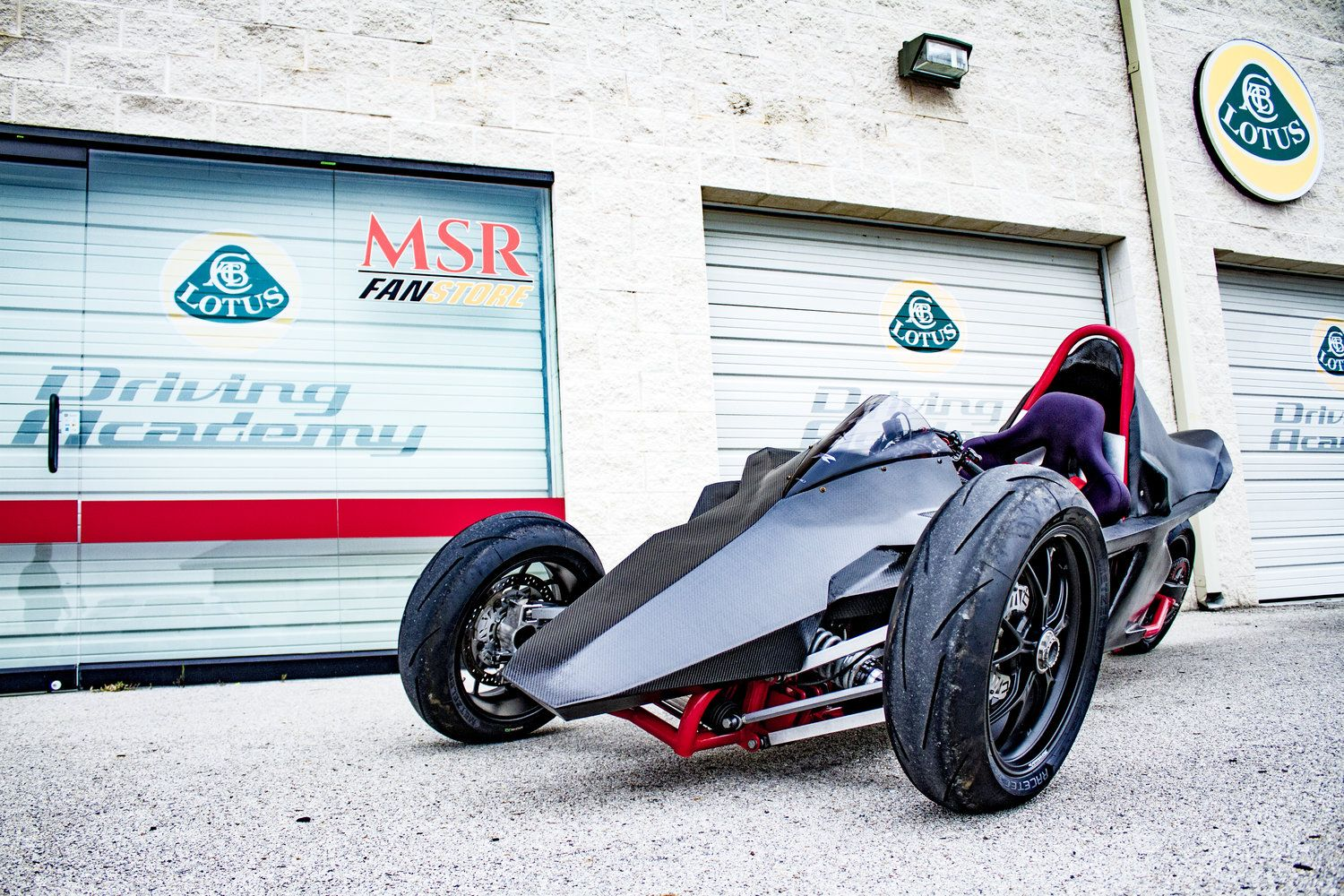 Terracraft Tc2 Yamaha R1 Reverse Leaning Super Trike Capable Of The
